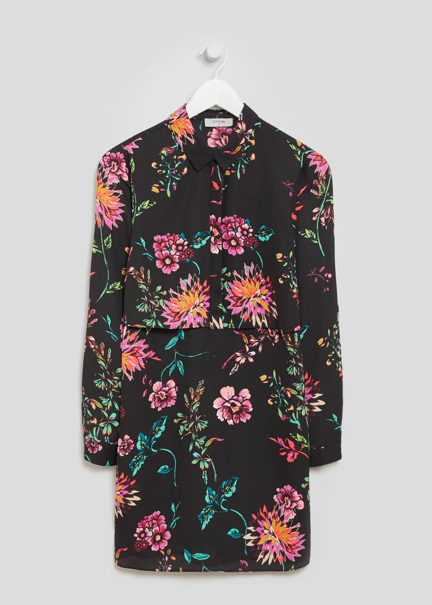 Soon Floral Tunic