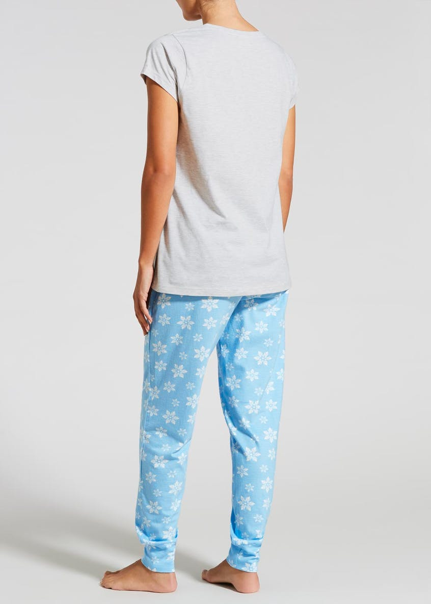 Disney Frozen Elsa Pyjama Set