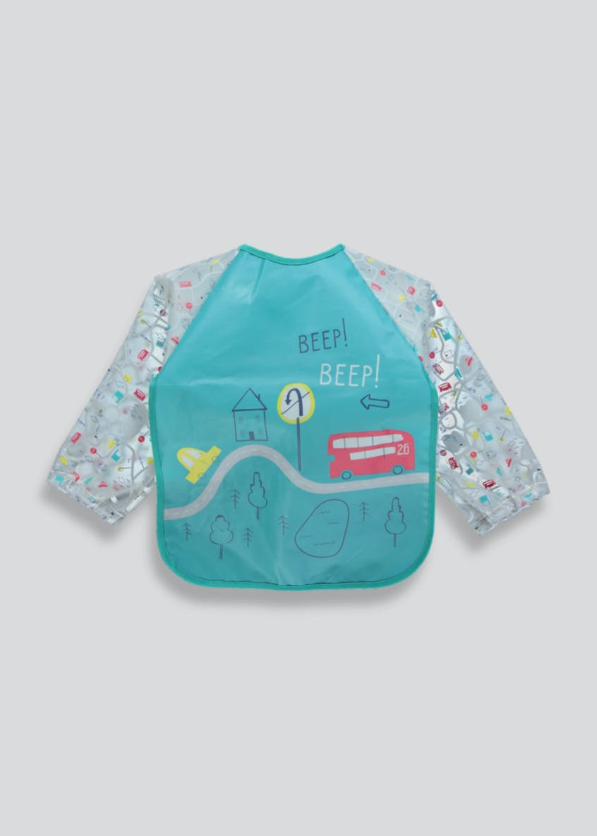 Unisex Sleeved Bib (One Size)