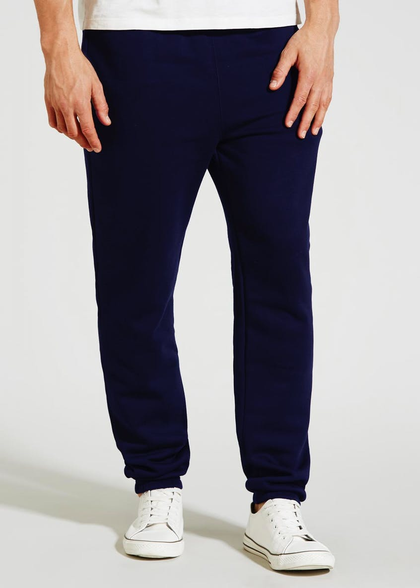 Basic Cuffed Jogging Bottoms