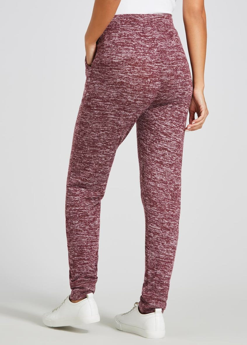 Soft Touch Tapered Jogging Bottoms