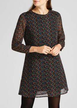 Ditsy Floral Dress