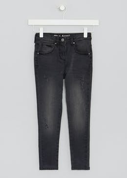 Girls April Distressed Skinny Jeans (4-13yrs)