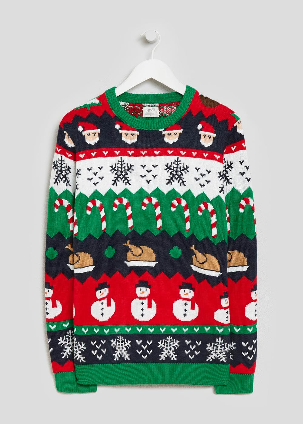Wrapping Paper Christmas Jumper