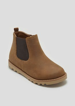 Unisex Chelsea Boots (Younger 13-Older 6)
