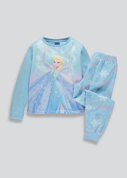Kids Disney Frozen Micro Fleece Pyjama Set (2-9yrs)