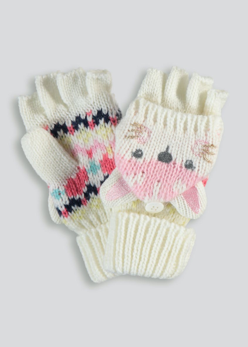 Kids 3D Mouse Mittens (2-4yrs)
