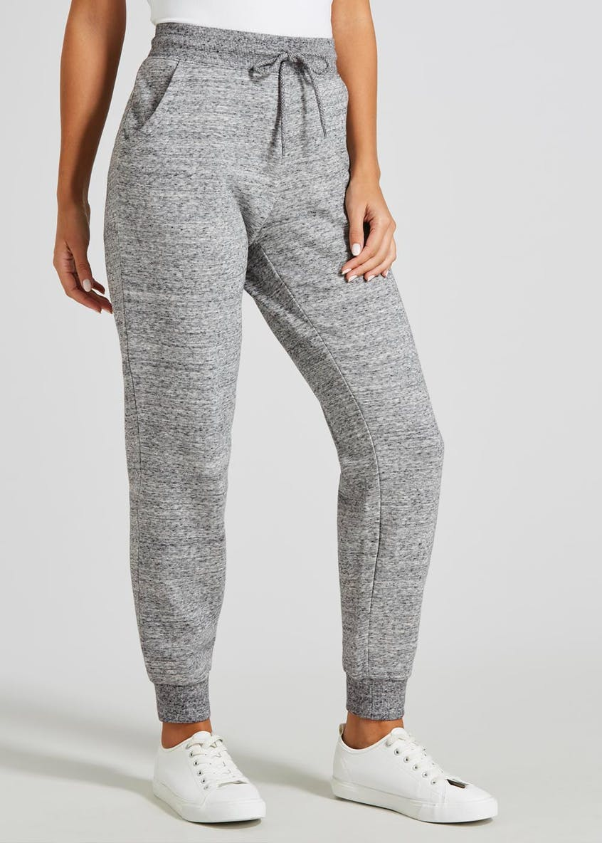 Textured Tapered Jogging Bottoms