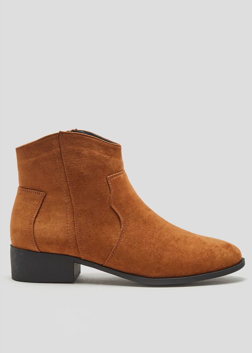Casual Western Boots