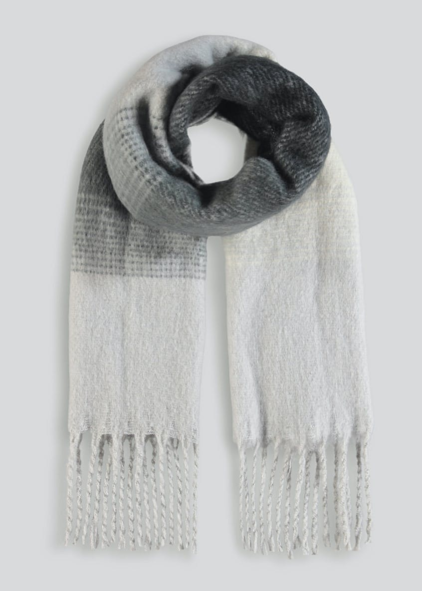 Super Soft Stripe Scarf