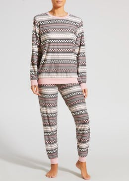 Fair Isle Lounge Set