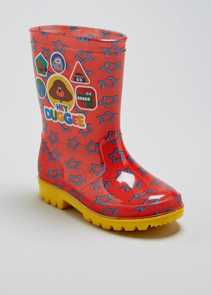 Kids Hey Duggee Wellies (Younger 4-12)