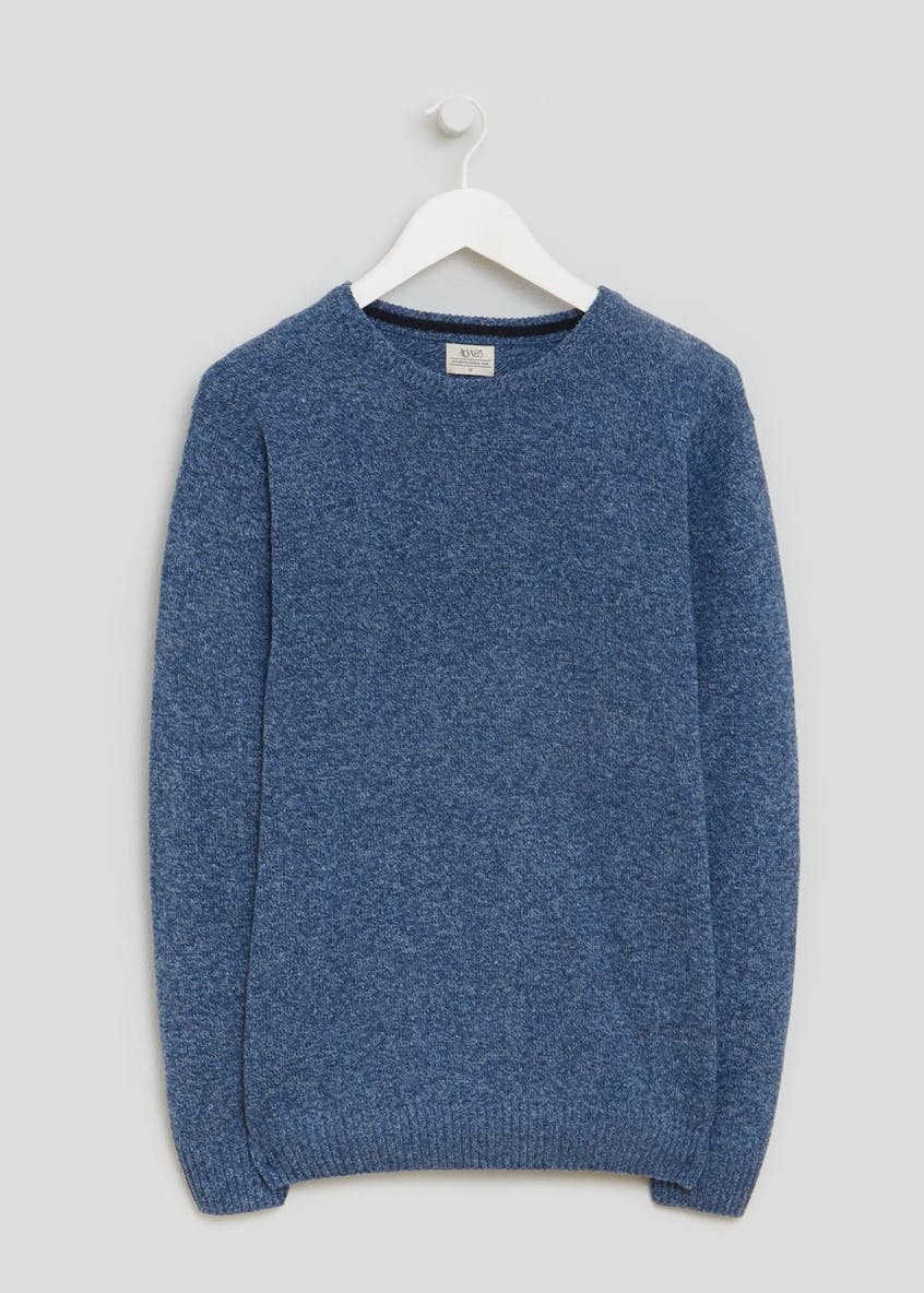 Lambswool Crew Neck Jumper