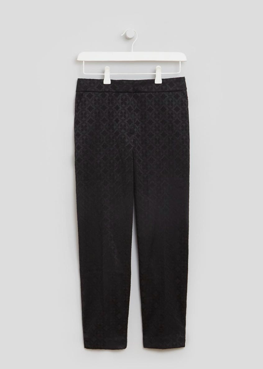 Soon Jacquard Trousers