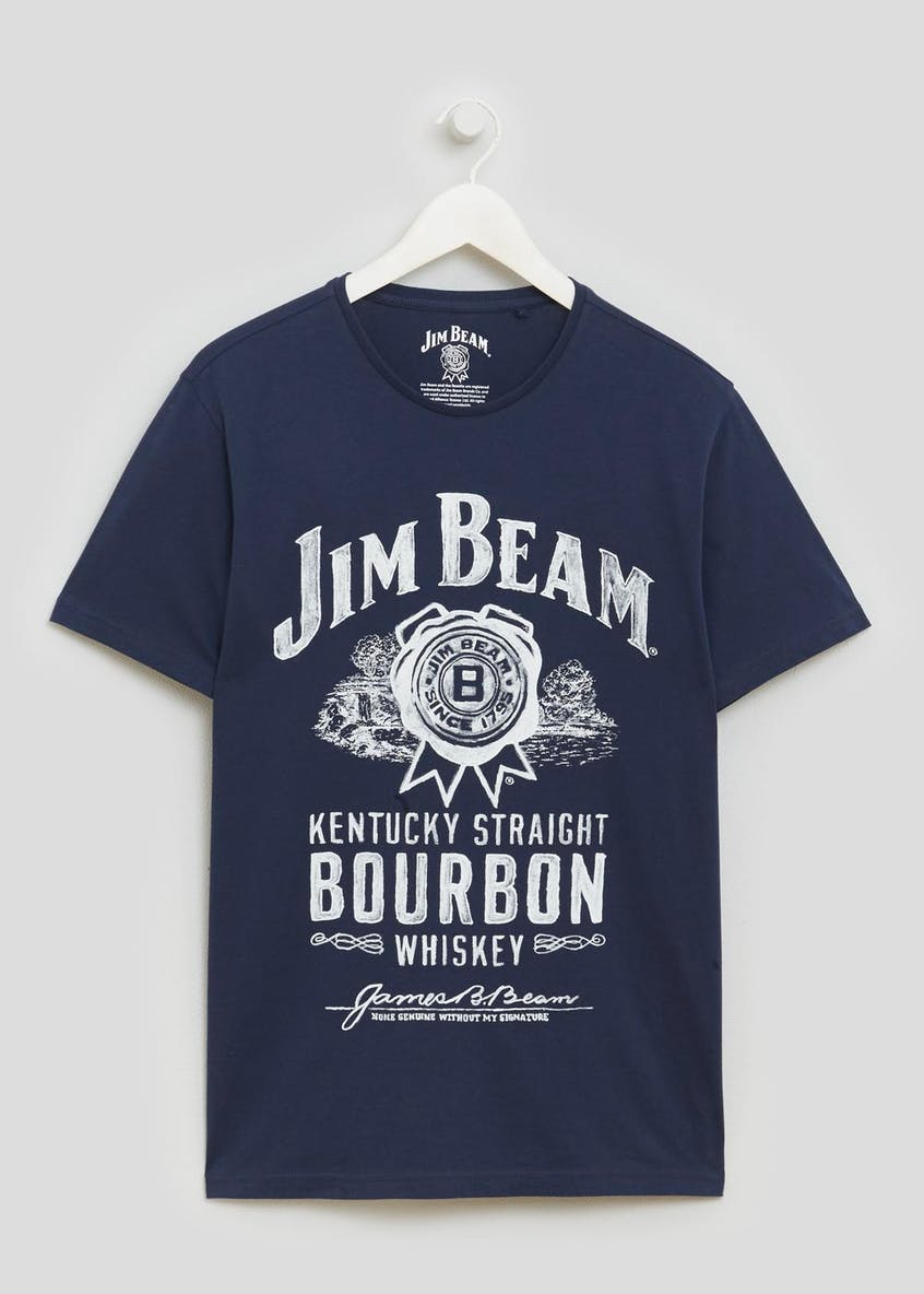 Jim Beam Print T-Shirt