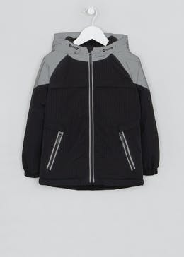 Boys Reflective Padded Jacket (4-13yrs)