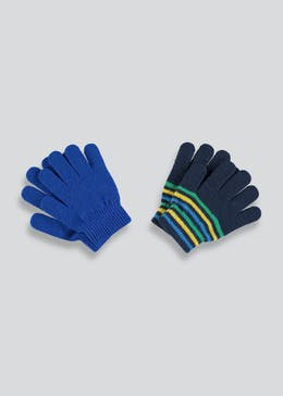 Kids 2 Pack Magic Gloves (One Size)