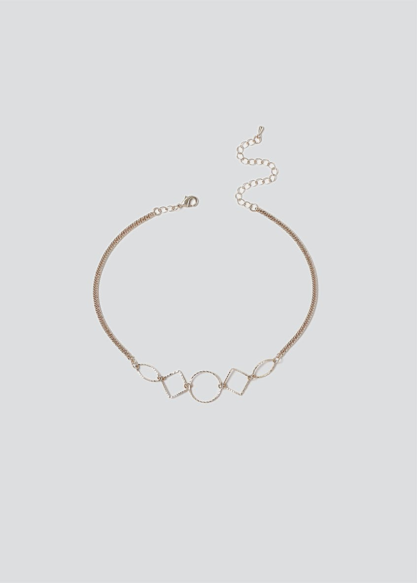 Fine Shapes Choker