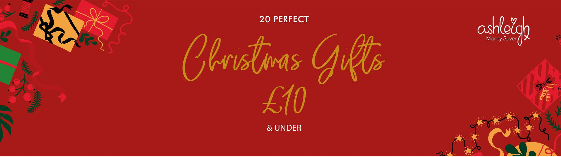 Stocking Fillers & Secret Santa Ideas