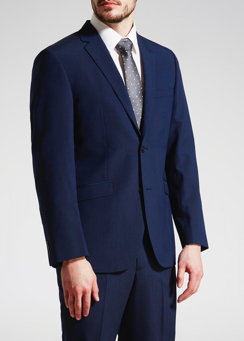 Paddington Wool Blend Regular Fit Suit Jacket