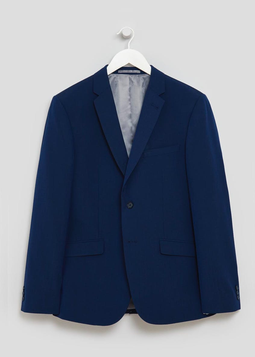 Paddington Wool Blend Slim Fit Suit Jacket