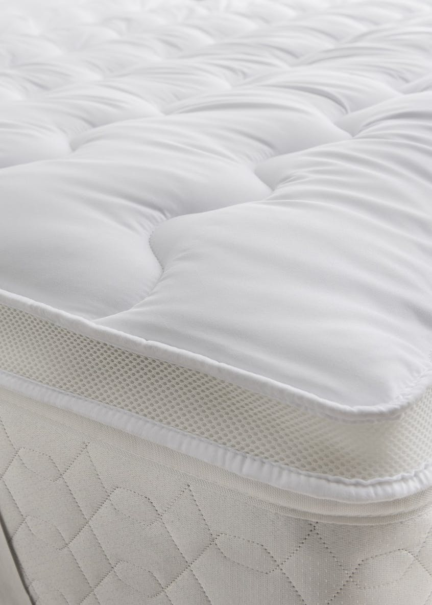 Silentnight Anti-Allergy Airmax Mattress Topper