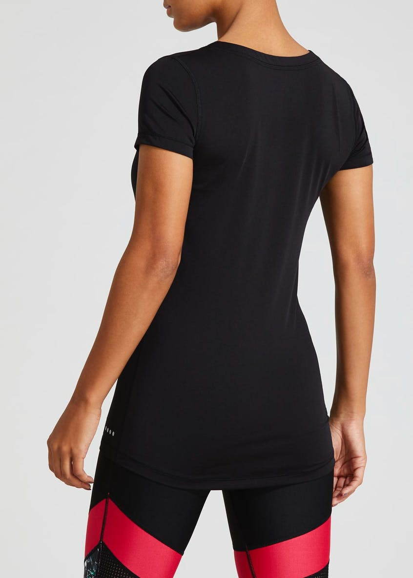 Souluxe Fitted Gym T-Shirt