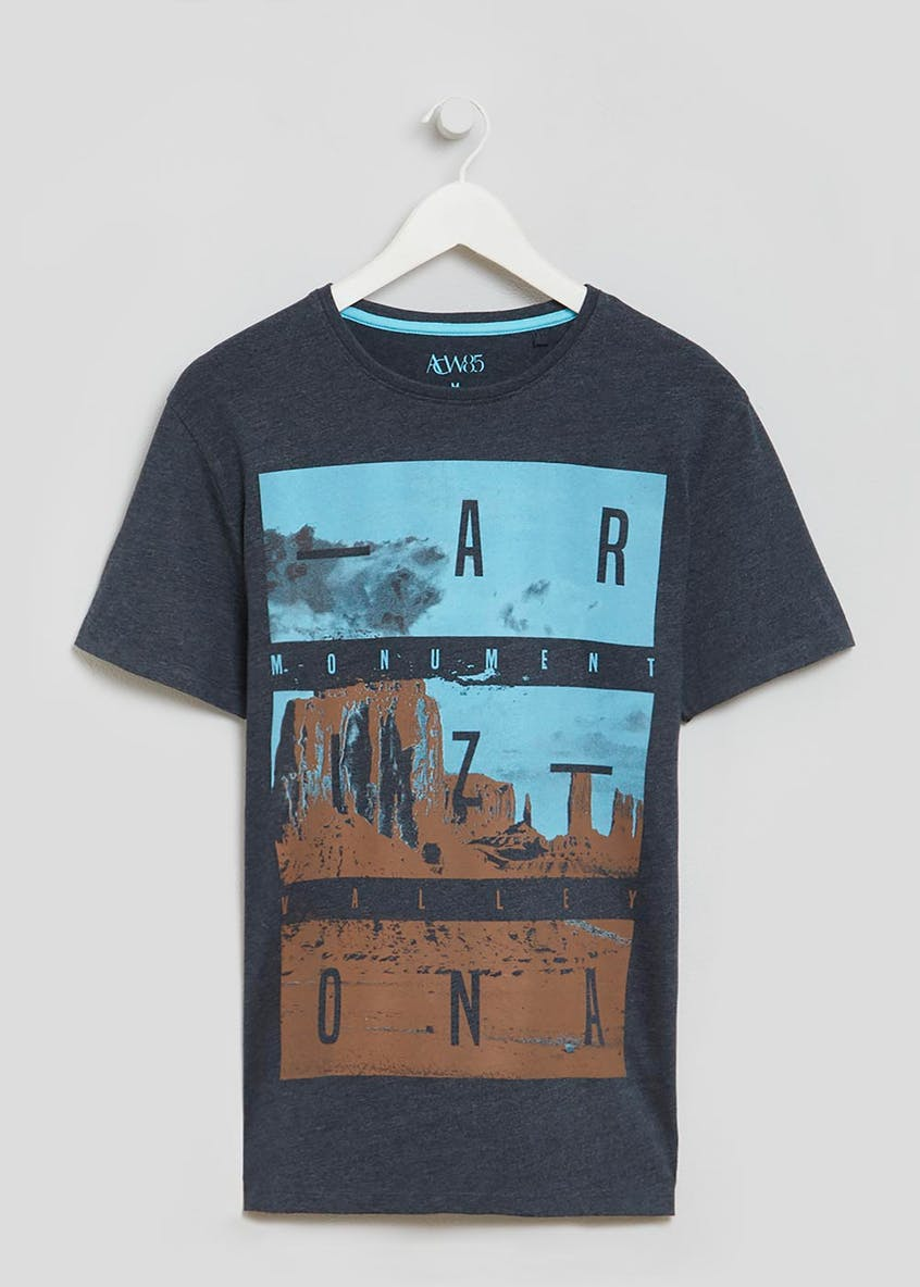 Big & Tall Arizona Printed T-Shirt