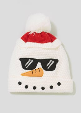 Novelty Snowman Christmas Hat