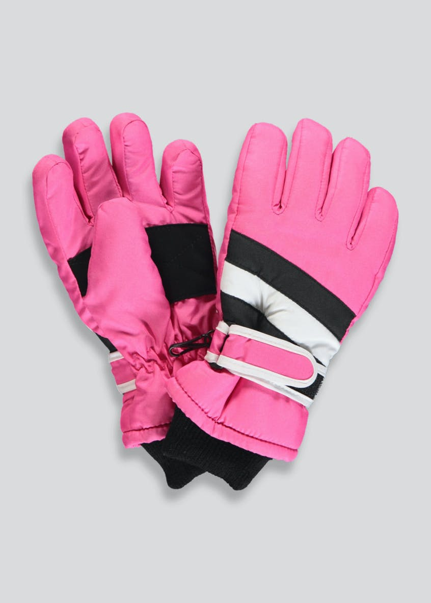 Kids Thinsulate Ski Gloves (3-13yrs)