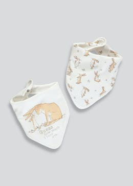 Guess How Much I Love You Bandana Bibs (One Size)