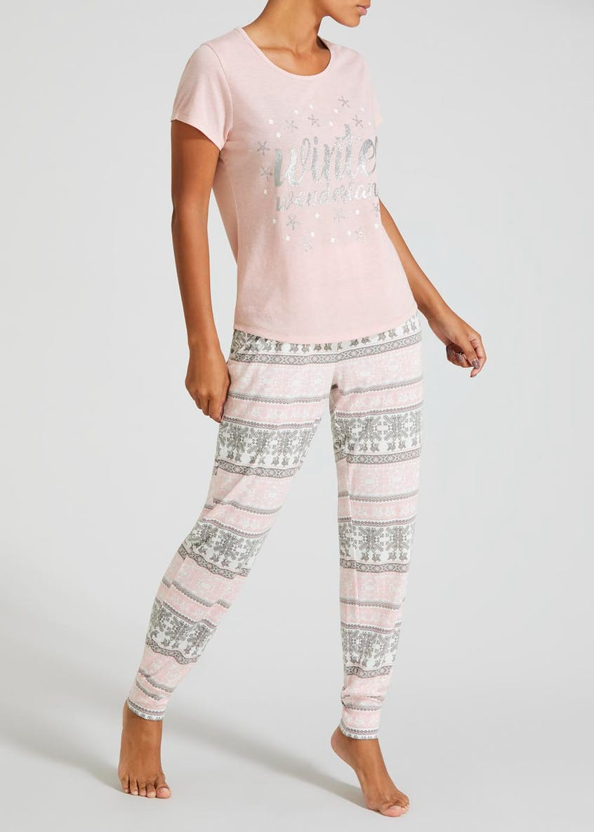 Winter Wonderland Pyjama Gift Set