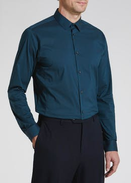 Chambers Stretch Slim Fit Shirt