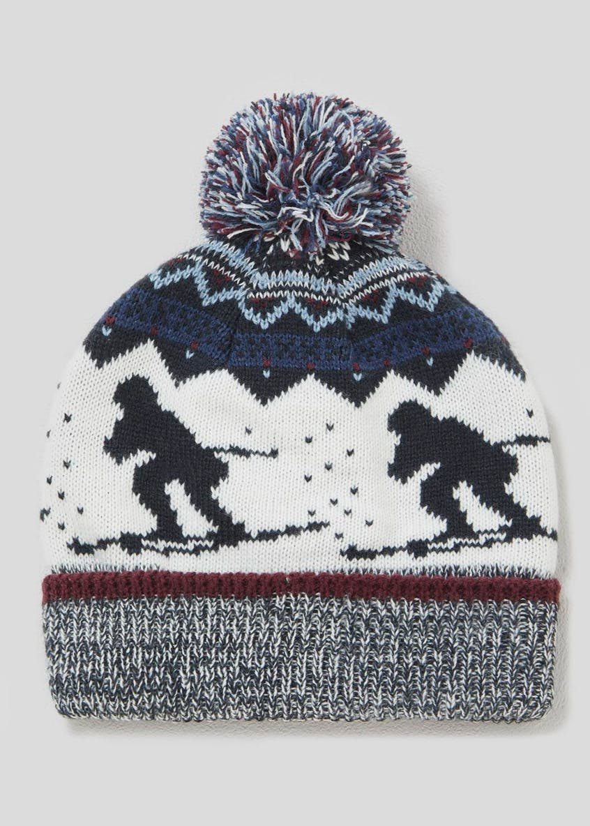 Ski Bobble Hat