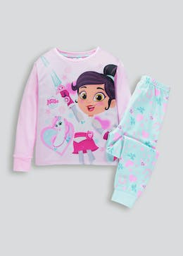 Kids Nella the Princess Knight Pyjama Set (12mths-6yrs)