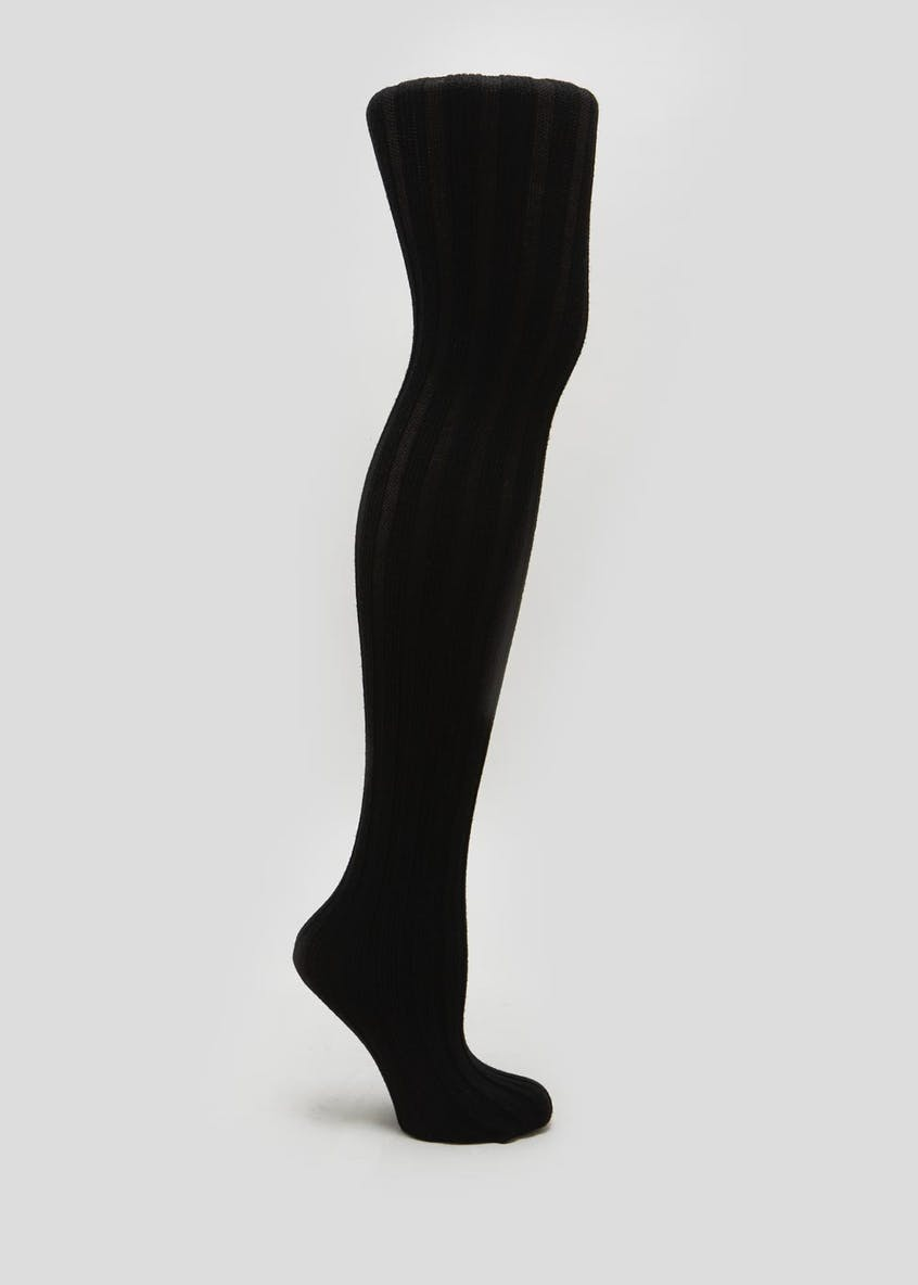 1 Pair Soft Touch Knitted Tights