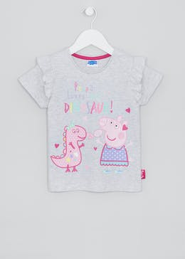 Kids Peppa Pig T-Shirt (12mths-5yrs)
