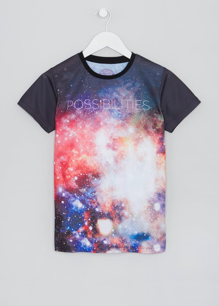 Boys Cosmic T-Shirt (9-16yrs)