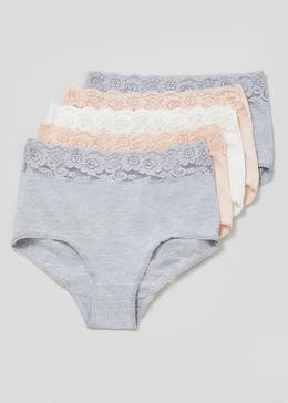8a78a8cbcd3f Knickers - French Knickers, Thongs & Briefs – Matalan