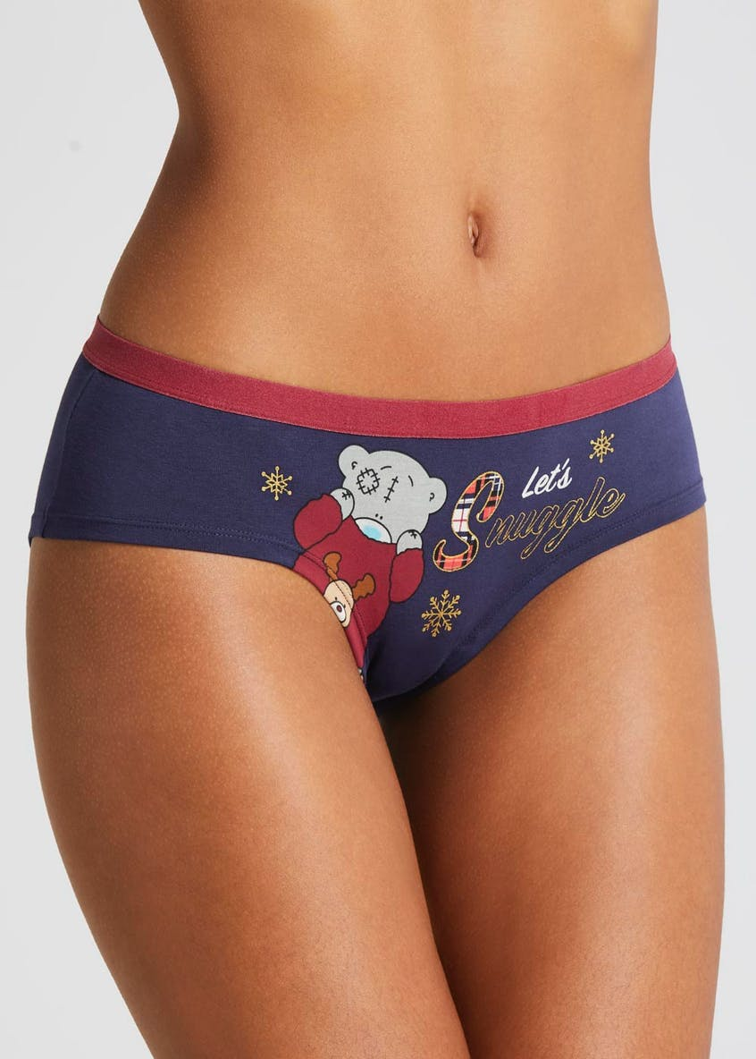 Tatty Teddy Rugby Short Knickers