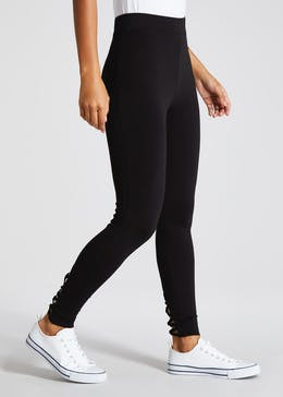Twist Ankle Leggings