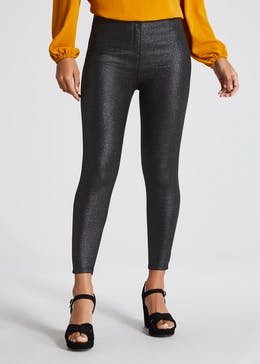 Jessie High Waisted Sparkle Jeans