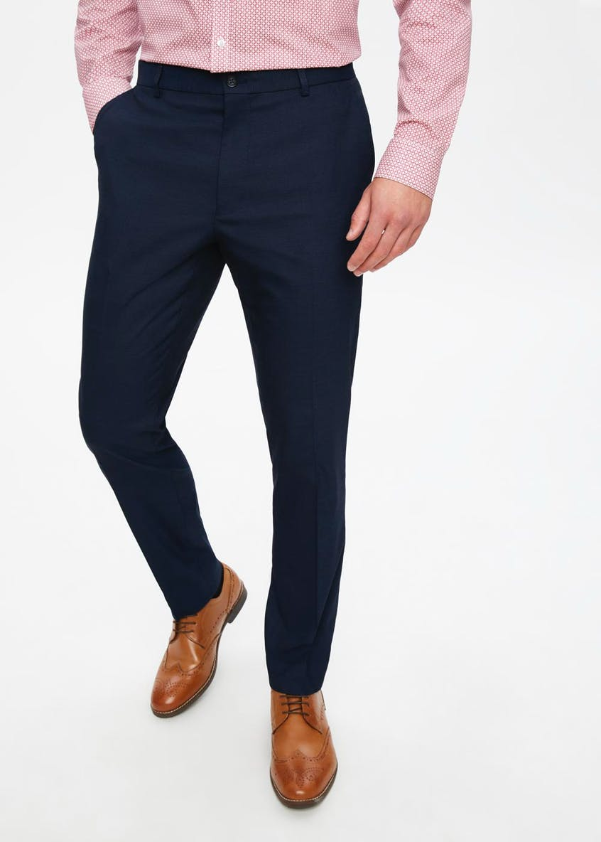 Taylor & Wright Jones Slim Fit Stretch Suit Trousers