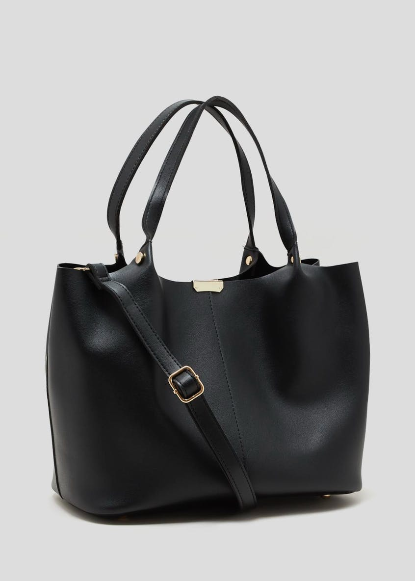 Slouch Bucket Tote Bag