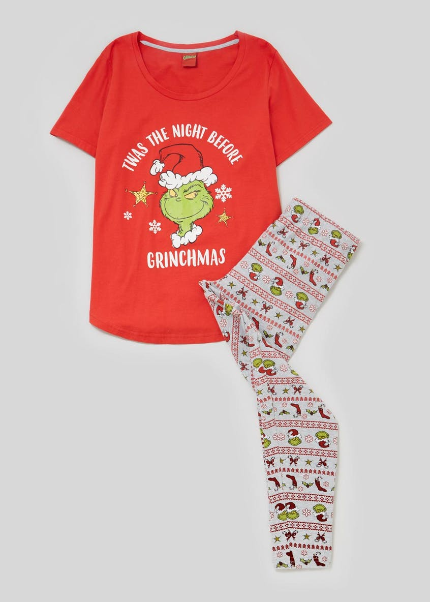 The Grinch Pyjama Set