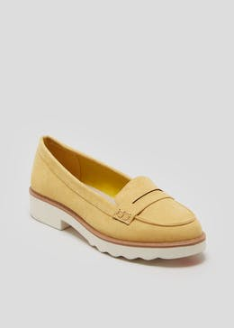 Chunky Loafers
