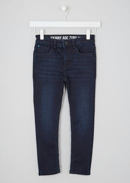 Boys Stretch Skinny Jeans (4-13yrs)