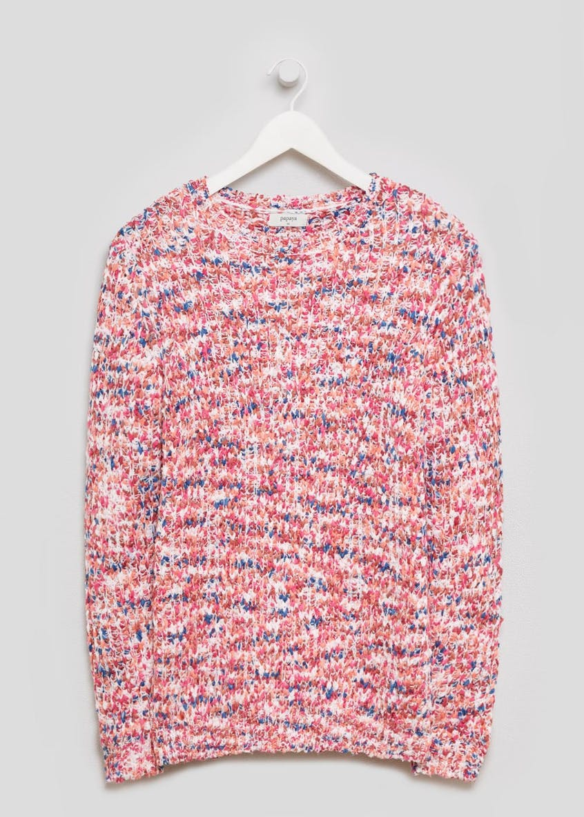 Popcorn Knit Jumper