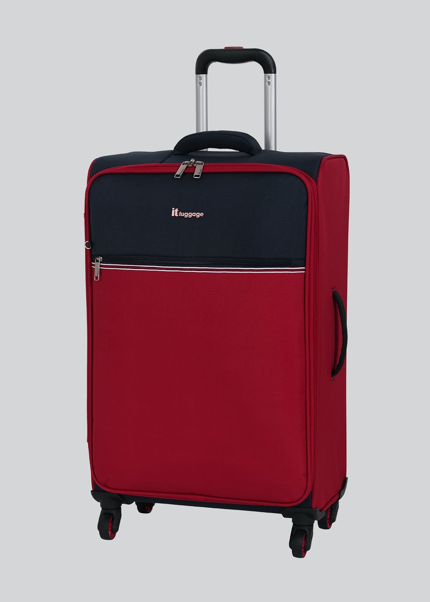 IT Luggage Colour Block Suitcase