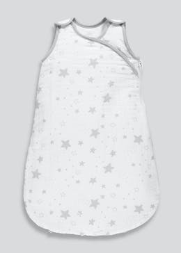 Unisex Star Sleeping Bag (Newborn-18mths)